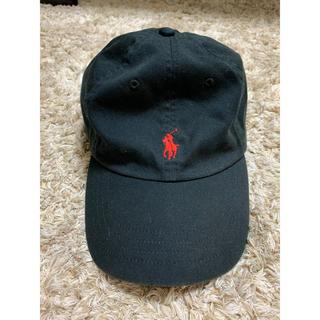 ポロラルフローレン(POLO RALPH LAUREN)のPOLO ラルフローレン キャップ 帽子 紺色(キャップ)