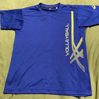 Asics Tシャツ バレーボール Mサイズ