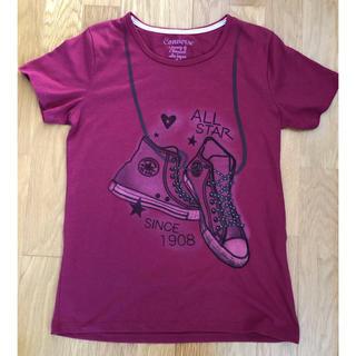コンバース(CONVERSE)のレディース コンバースTシャツ(Tシャツ(半袖/袖なし))