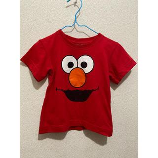 セサミストリート(SESAME STREET)の子ども80Tシャツ エルモ(Tシャツ)