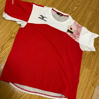 ミズノ(MIZUNO)のオリンピック選手団Tシャツ(スポーツ選手)