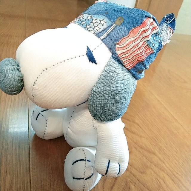SNOOPY(スヌーピー)のSNOOPY スヌーピー ぬいぐるみ 新品 未使用 エンタメ/ホビーのおもちゃ/ぬいぐるみ(ぬいぐるみ)の商品写真