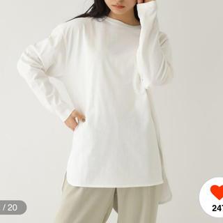オゾック(OZOC)のオゾック  レイヤードコットンロンT(Tシャツ(長袖/七分))