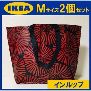 イケア(IKEA)のインルップ Mサイズ イケア IKEA エコバッグ ショッピングバッグ バッグ(その他)