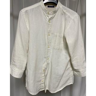 アーバンリサーチ(URBAN RESEARCH)のシャツ 七分袖 メンズ Mサイズ(Tシャツ/カットソー(七分/長袖))
