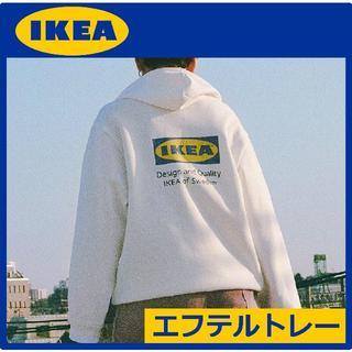 イケア(IKEA)のエフテルトレーダ IKEA イケア パーカー S/M(パーカー)