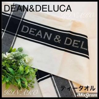 ディーンアンドデルーカ(DEAN & DELUCA)のDEAN&DELUCAディーンアンドデルーカ ティータオル ランチョンマット(収納/キッチン雑貨)