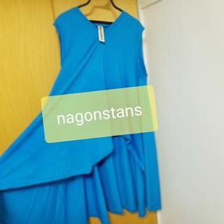 エンフォルド(ENFOLD)のnagonstans アシンメトリートップス ナゴンスタンス(Tシャツ(半袖/袖なし))