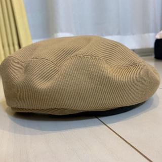 マジェスティックレゴン(MAJESTIC LEGON)のマジェスティックレゴン ベレー帽(ハンチング/ベレー帽)