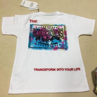 ロデオクラウンズワイドボウル(RODEO CROWNS WIDE BOWL)のロデオクラウンズ キッズ Tシャツ(Tシャツ/カットソー)