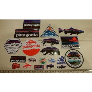 パタゴニア(patagonia)のパタゴニアステッカー 20枚セット 新品未使用 Patagonia(その他)