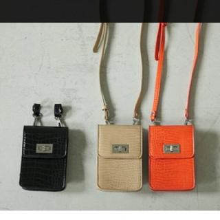スライ(SLY)の★Ⅰスライ 未使用タグ付き ノベルティ オリジナルクロコベルトバッグ(ショルダーバッグ)