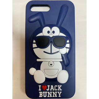 パーリーゲイツ(PEARLY GATES)のjack bunny  iPhone7plus iPhone8plus ケース(iPhoneケース)