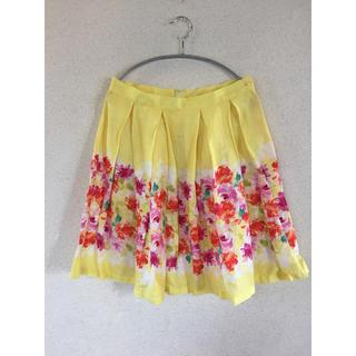 デミルクスビームス(Demi-Luxe BEAMS)の120%lino/スカート(ひざ丈スカート)