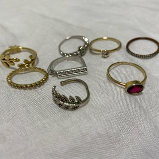 アナトリエ(anatelier)のアクセサリー 指輪 リング (リング(指輪))