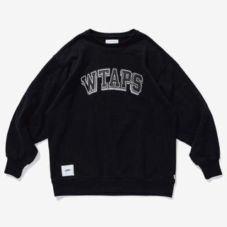 ダブルタップス(W)taps)のWTAPS SWEATSHIRT(スウェット)