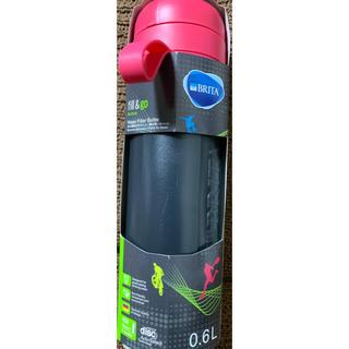 早い者勝ち!ブリタ600ml浄水器ボトルカートリッジ1個付フィル&ゴーアクティブ(浄水機)