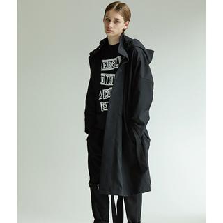 シセ(Sise)のSISE 18ss Balloon Coat  H-Wool(ステンカラーコート)
