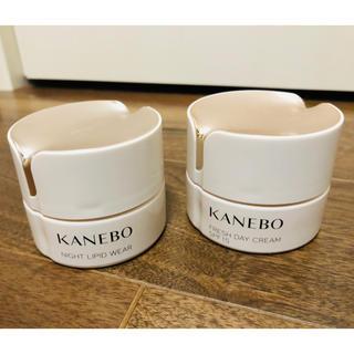 カネボウ(Kanebo)のKANEBO フレッシュデイクリーム、ナイトリピッドウェア(フェイスクリーム)