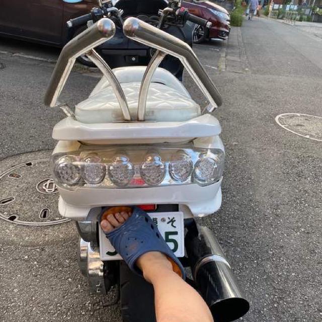 ヤマハ(ヤマハ)のマジェスティ250 自動車/バイクのバイク(車体)の商品写真