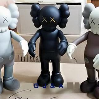 KAWS 8インチプロトタイプ人形 トレンディな手 モデル人形の3セット(キャラクターグッズ)