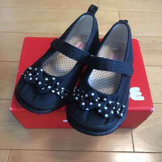 ミキハウス(mikihouse)のミキハウス 女の子 フォーマル靴18cm(フォーマルシューズ)