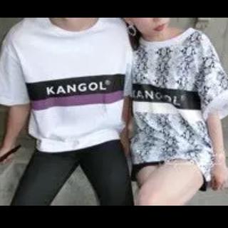 エモダ(EMODA)のemoda kangol  コラボ トップス(Tシャツ(半袖/袖なし))