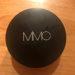 エムアイエムシー(MiMC)のMIMCファンデーション(ファンデーション)