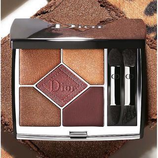 ディオール(Dior)の新品♡ディオール サンククルールクチュール #689 ミッツァ(アイシャドウ)