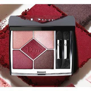 ディオール(Dior)の新品♡ディオール サンククルールクチュール #879ルージュトラファルガー(アイシャドウ)