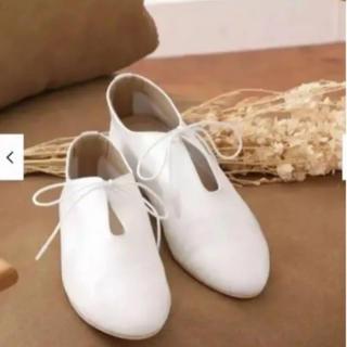 アーバンリサーチ(URBAN RESEARCH)のFORK&SPOON フラットシューズ(ローファー/革靴)