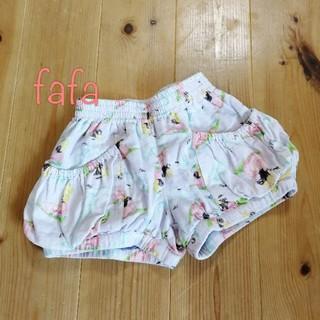 フェフェ(fafa)の【100】fafa フェフェ ショートパンツ(パンツ/スパッツ)