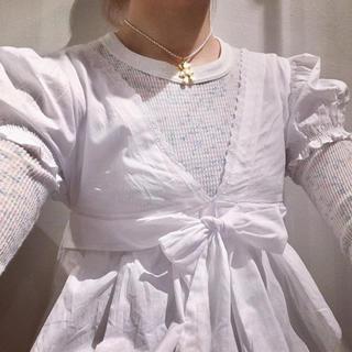 ロキエ(Lochie)のkitty 古着 ブラウス(シャツ/ブラウス(半袖/袖なし))
