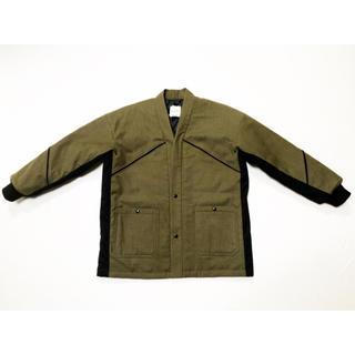 ヴィスヴィム(VISVIM)の20AW 綿ウール着物ジャケット(ブルゾン)