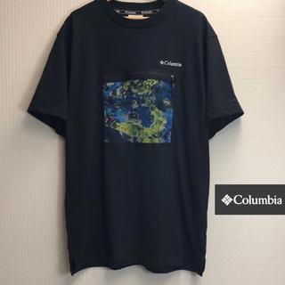 コロンビア(Columbia)のColumbia Tシャツ黒Tビッグシルエットメンズ(Tシャツ/カットソー(半袖/袖なし))