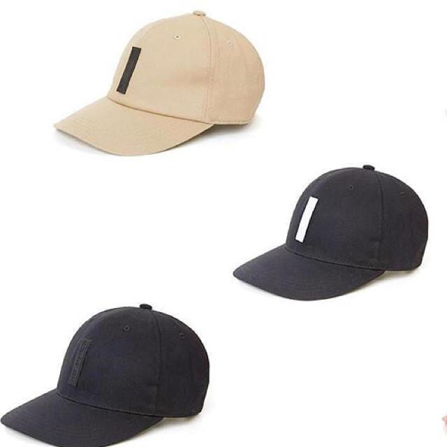 FULL-BK キャップ ベージュ メンズの帽子(キャップ)の商品写真