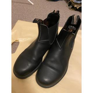 ブランドストーン(Blundstone)のブランドストーン サイドゴアブーツ ブラック サイズ7表記(ブーツ)