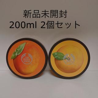 ザボディショップ(THE BODY SHOP)のTHE BODY SHOP(ザ・ボディショップ) ボディバター 200ml 2個(ボディクリーム)