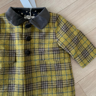 キャラメルベビー&チャイルド(Caramel baby&child )のCARAMEL 12M  コート ジャケット 新品(ジャケット/コート)