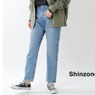 シンゾーン(Shinzone)のジェネラルジーンズ 38(デニム/ジーンズ)