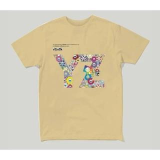 XL MURAKAMI FLOWER x YZ Tシャツ ゆず 村上隆(Tシャツ/カットソー(半袖/袖なし))