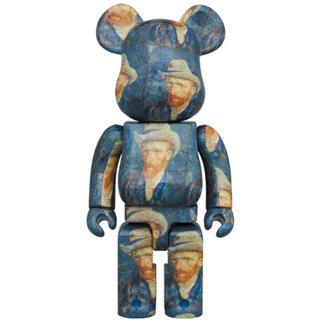 メディコムトイ(MEDICOM TOY)のBE@RBRICK Van Gogh Museum ベアブリック1000%(その他)
