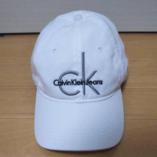 カルバンクライン(Calvin Klein)のCalvin Klein Jeans カルバンクライン キャップ 帽子(キャップ)