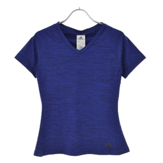 アディダス(adidas)のアディダス トレーニング Tシャツ ブルー 新品(トレーニング用品)