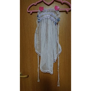 Angelic Pretty - Angelic Pretty☆Holy Theater ベール付きヘッドドレス