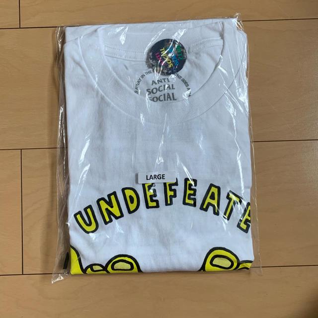 ANTI(アンチ)のUndefeated × ASSC Tシャツ メンズのトップス(Tシャツ/カットソー(半袖/袖なし))の商品写真