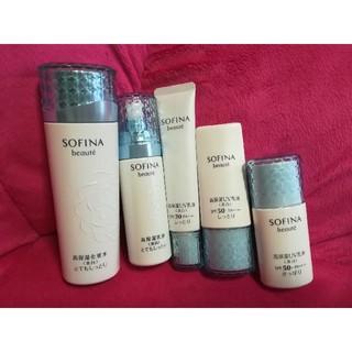 ソフィーナ(SOFINA)のソフィーナボーテ 高保湿化粧水 高保湿乳液(化粧水/ローション)