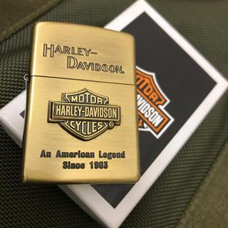 ハーレーダビッドソン(Harley Davidson)のUSA製ハーレーダヴィッドソンジッポzippo ロゴ金長瀬木村拓哉テンダーロイン(タバコグッズ)