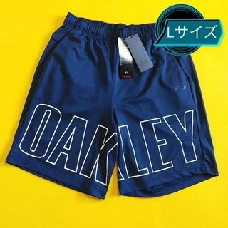 オークリー(Oakley)のOAKLEY オークリー ハーフパンツ、ショートパンツ、ランニング、Lサイズ(ショートパンツ)