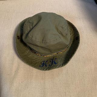 ハッカキッズ(hakka kids)のハッカキッズ 帽子 ss(帽子)